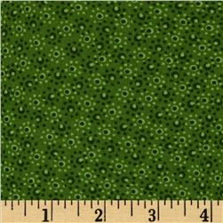 108'' Wide Ashley Quilt Back Green Fabric