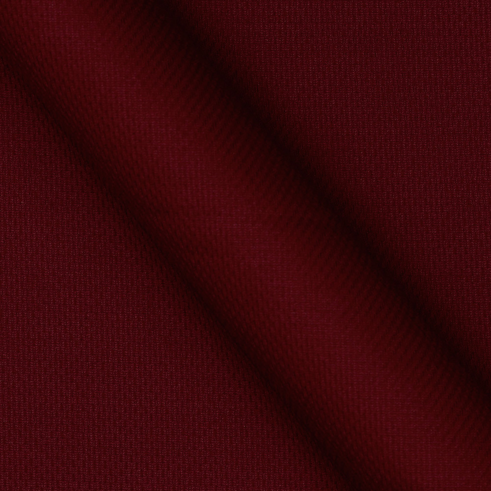 Athletic Mesh Knit Wine Fabric 0269436