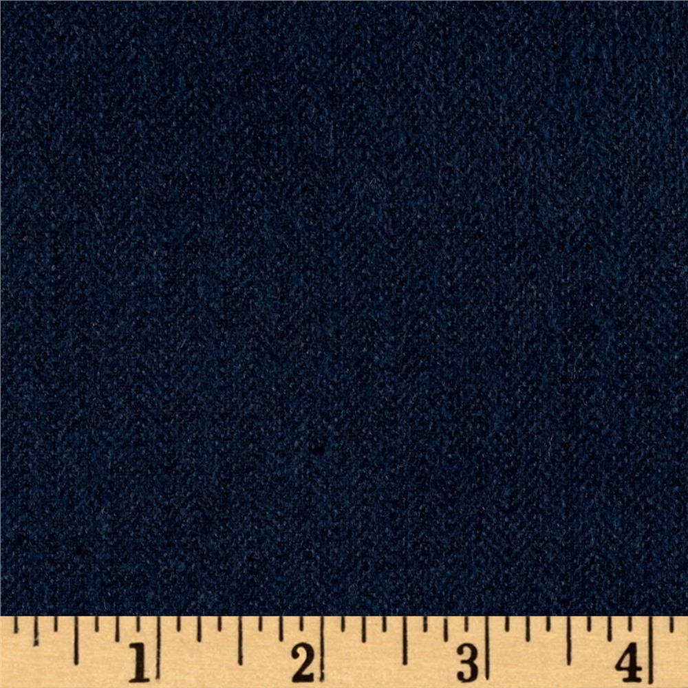 Primo Flannel Heathers Navy