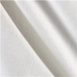 Lightweight Canvas Cream