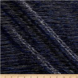 Starlight Expo Sheer Slinky Knit Blue/Silver