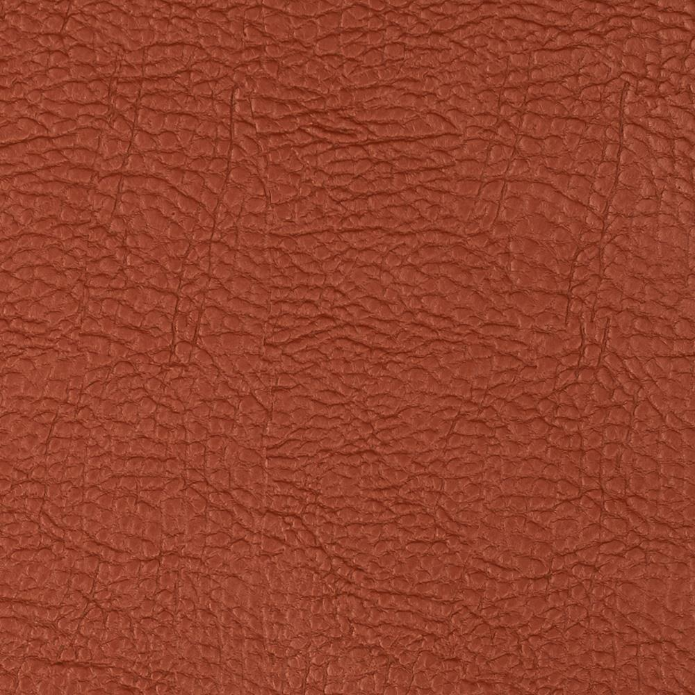 Fabricut 03343 Faux Leather Cognac
