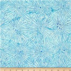 Timeless Treasures Tonga Batik Reef Dot Burst Island