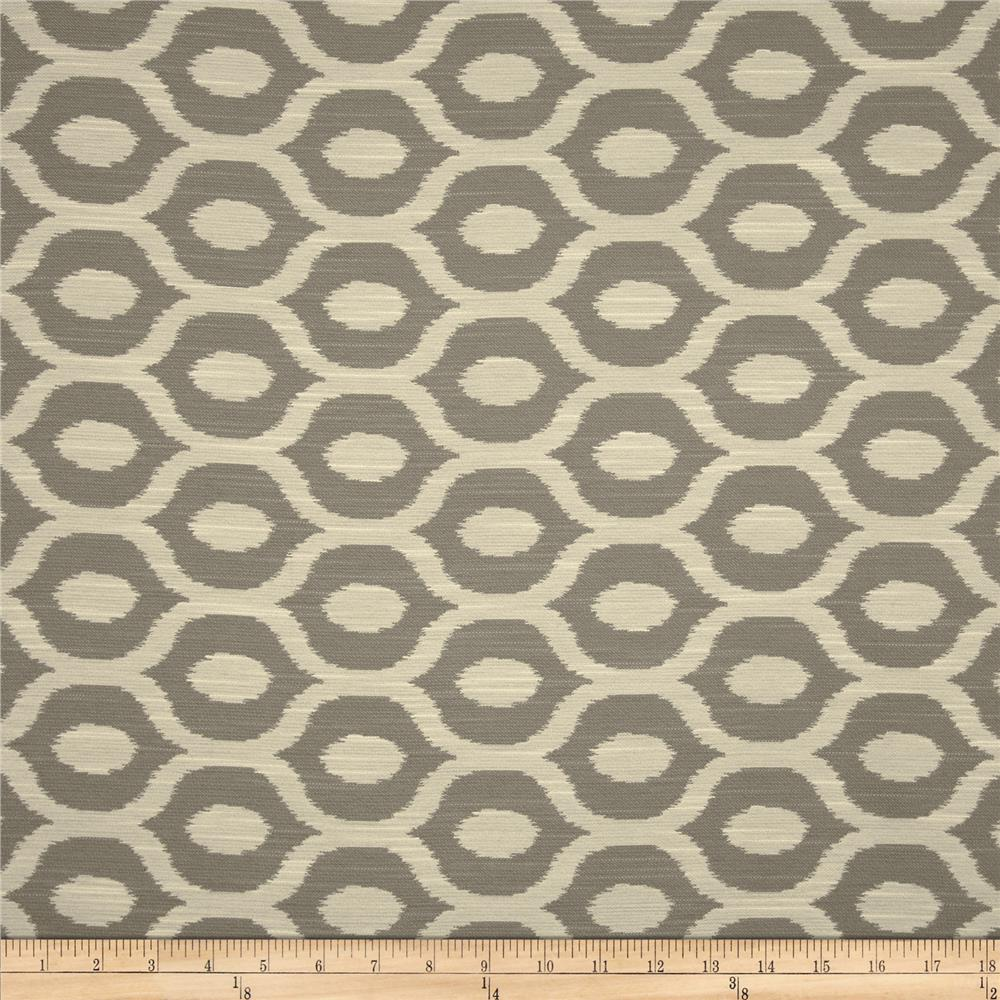 Swavelle/Mill Creek Minya Jacquard Pewter