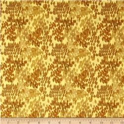 Flora by Kelly Ventura Fields Lawn Brass