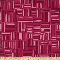 Valori Wells Blueprint Basics Mod Plaid Fuchsia