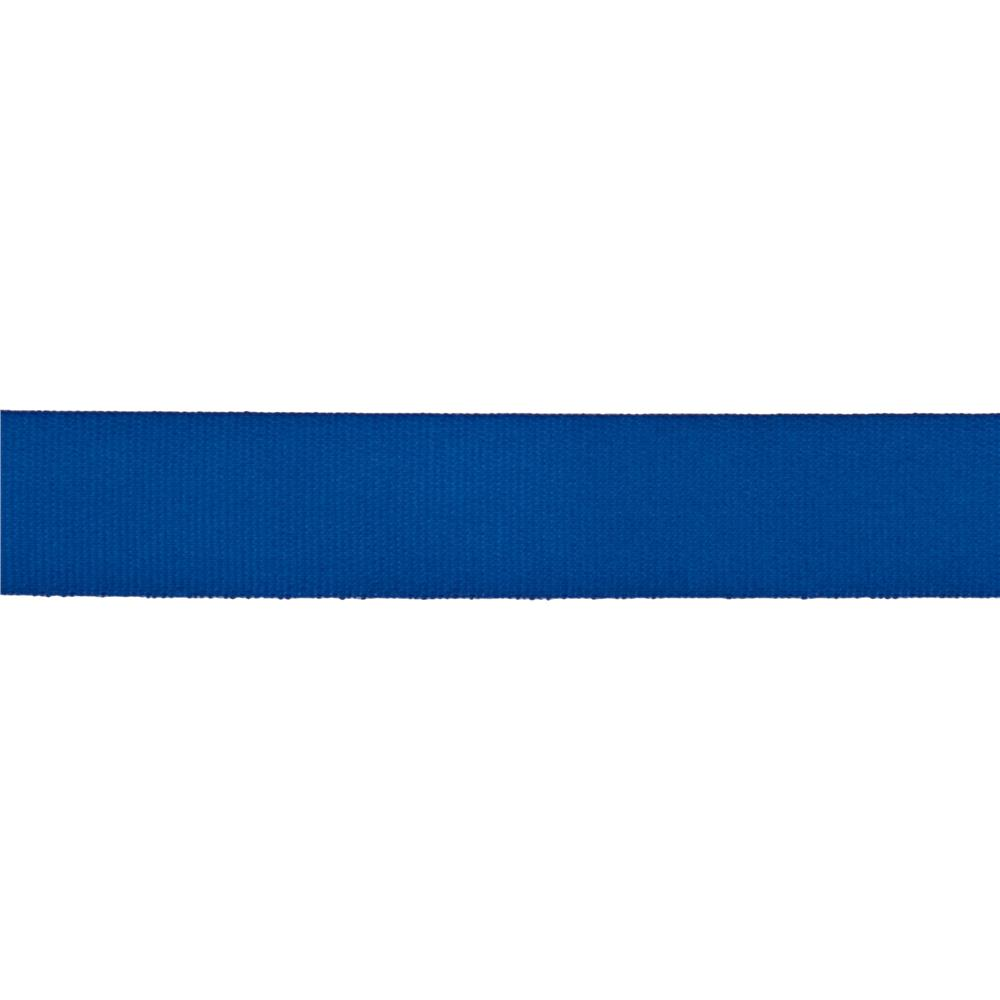 "5/8"" Faux Canvas Ribbon Royal Blue"