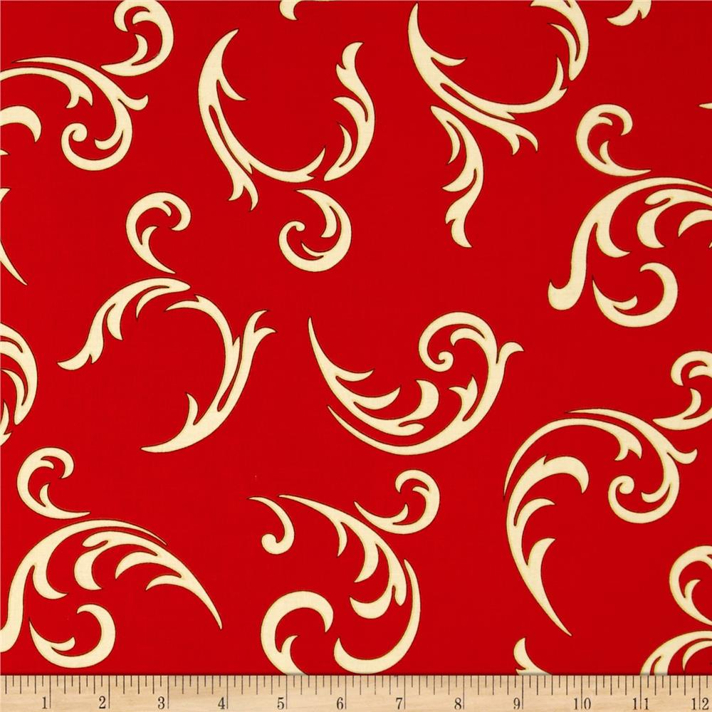 Anthology II Swirl Red