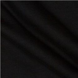 French Terry Solid Black