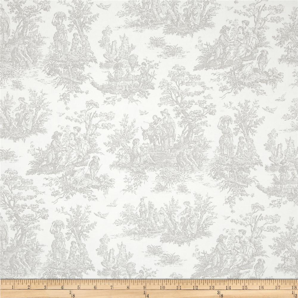 Premier Prints Indoor/Outdoor Jamestown Grey