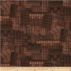 Kanvas Confection Affection Chocolate Bars Chocolate Fabric