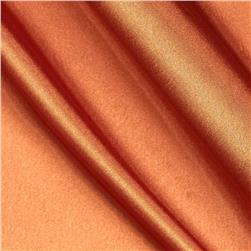 Charmeuse Satin Pumpkin