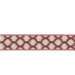 "Fabricut 1.5"" Decor Trim Passion"