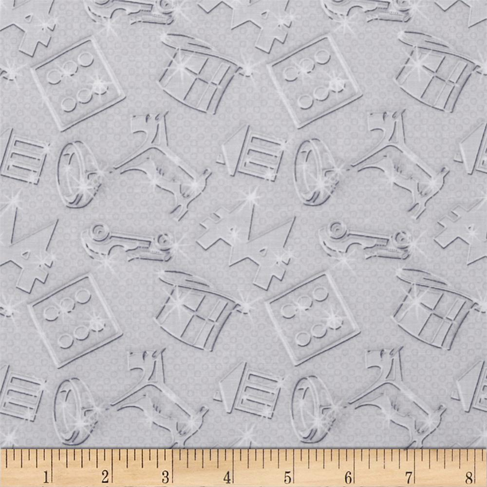 Mr. Monopoly Token Twinkle Grey