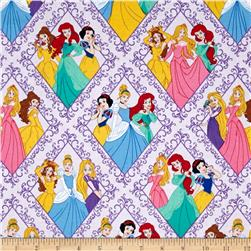 Disney Princess Diamonds Purple