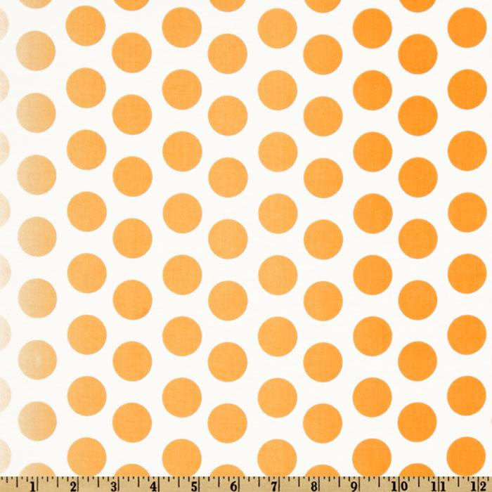 Riley Blake Ombre Dot Orange