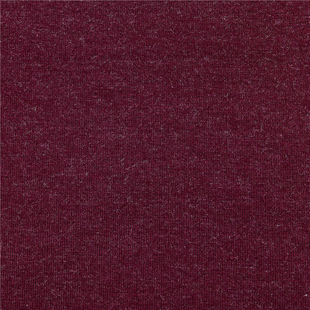 Ibiza Stretch Jersey Knit Plum