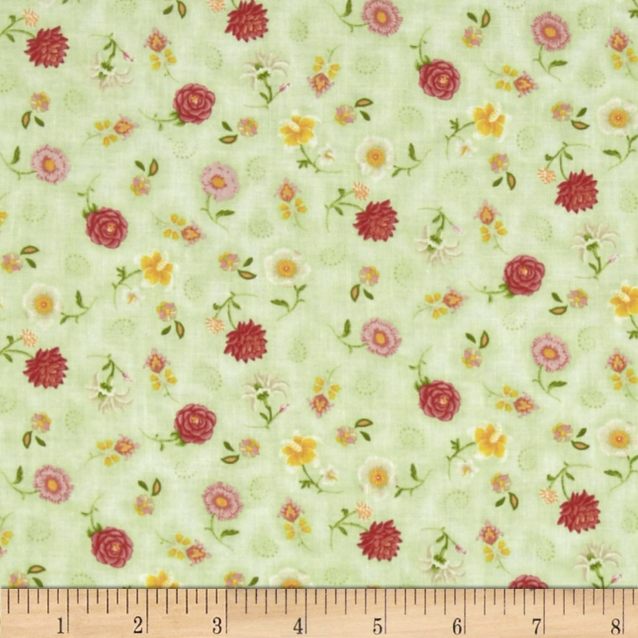 Victorian elegance cracked marble green discount for Victorian floral fabric