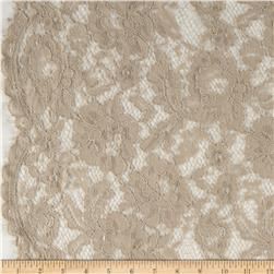 Anais Lace Beige Fabric