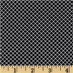 Robert Kaufman Remix Lattice Black