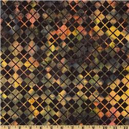 Bali Batiks Argyle Brown Sugar