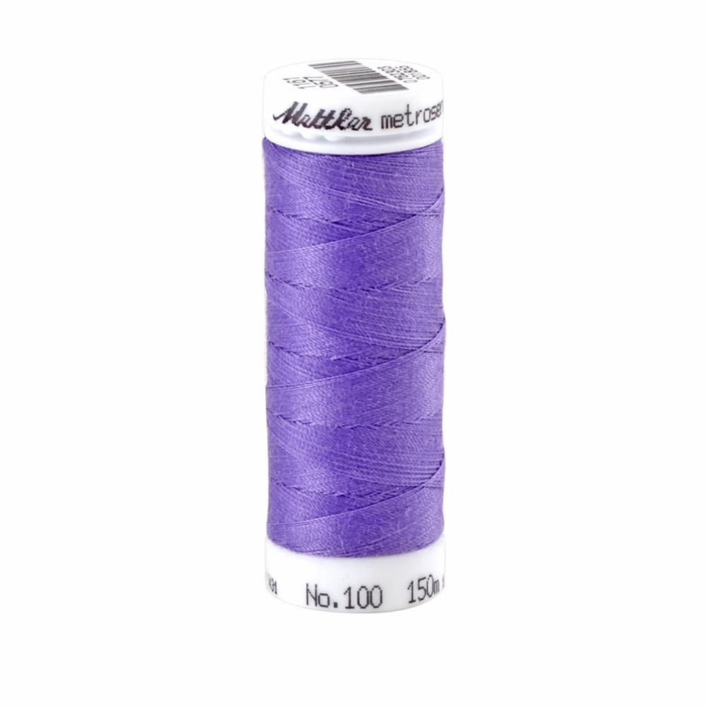 Mettler Metrosene Polyester All Purpose Thread Wild Iris