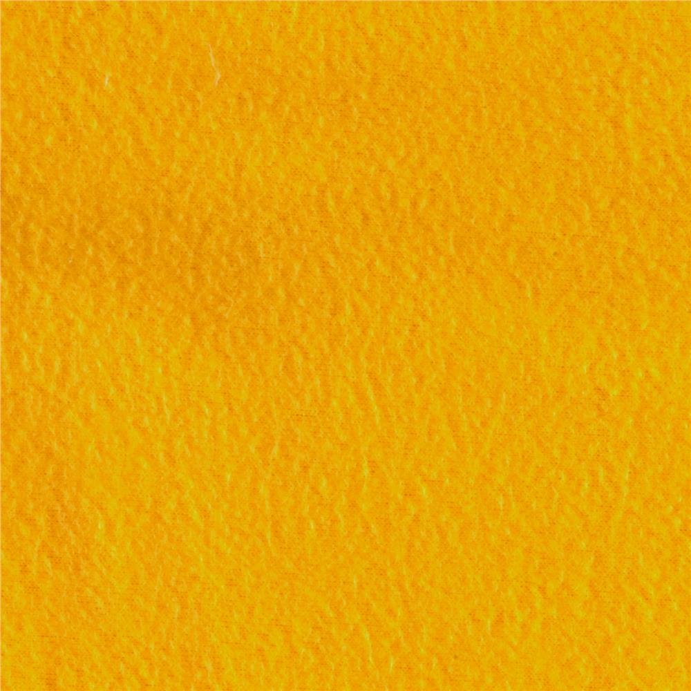 Fleece Golden Yellow