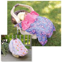 Kwik Sew Babies' Carrier Cover and Blanket (3923)