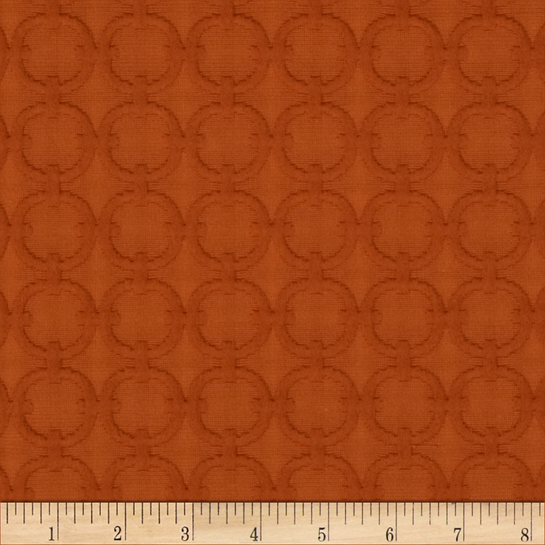 Waverly Full Circle Matelasse Tiger Lily Fabric