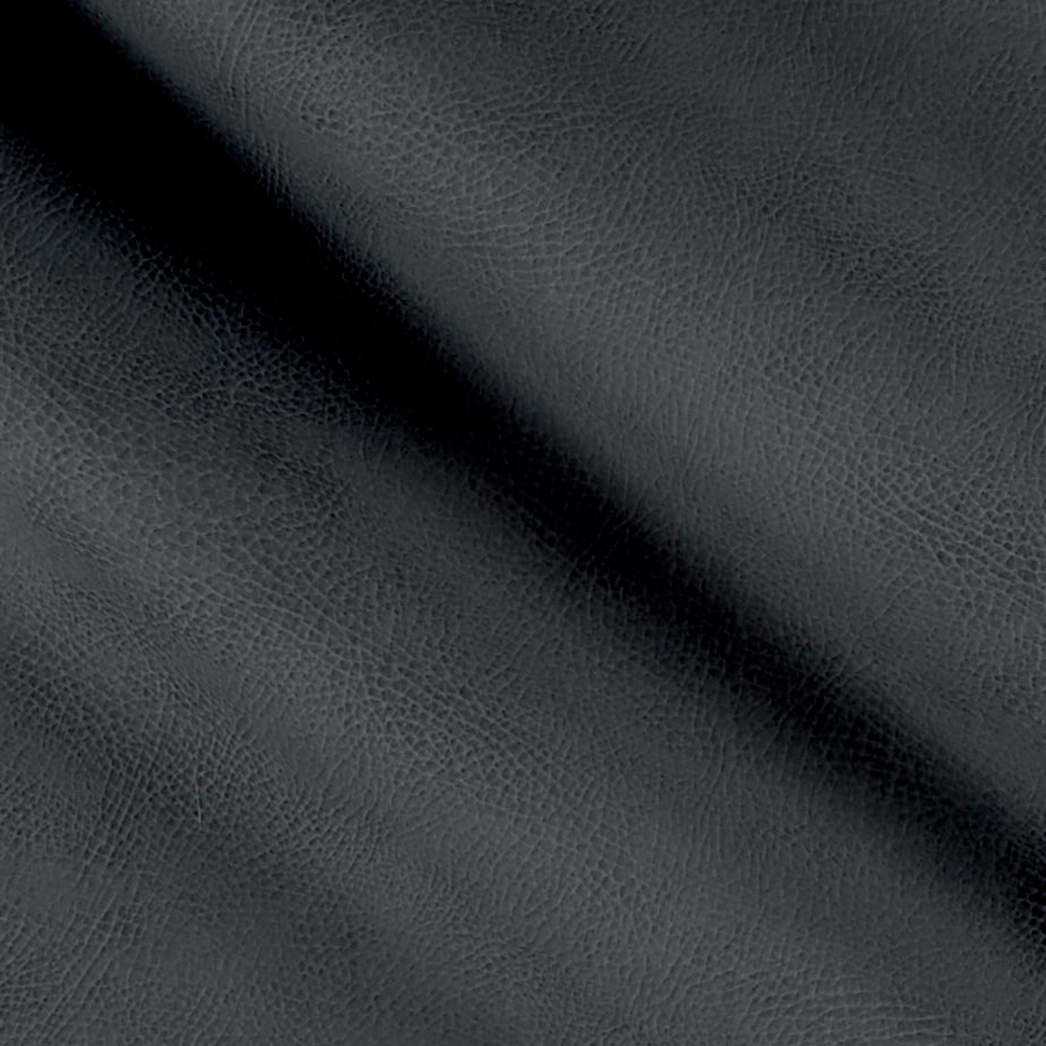 Richloom Tough Faux Leather Tiona Grey Fabric by TNT in USA