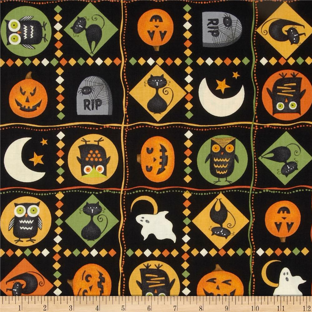 Scaredy Cats Patches Multi
