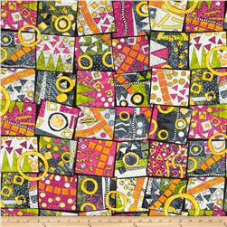 Heart & Soul Sisters Patchwork Daisy