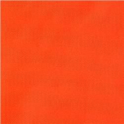 Nylon Pack Cloth Fluorescent Orange Fabric