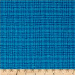 Color Catchers Yarn-Dye Flannel Large Plaid Cobalt Blue