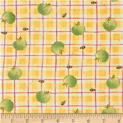 Apple Blossom Acres Apples Green/Yellow