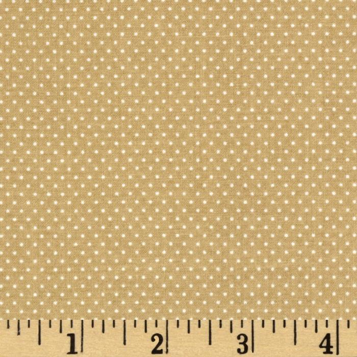Pin Dot Antique Tan