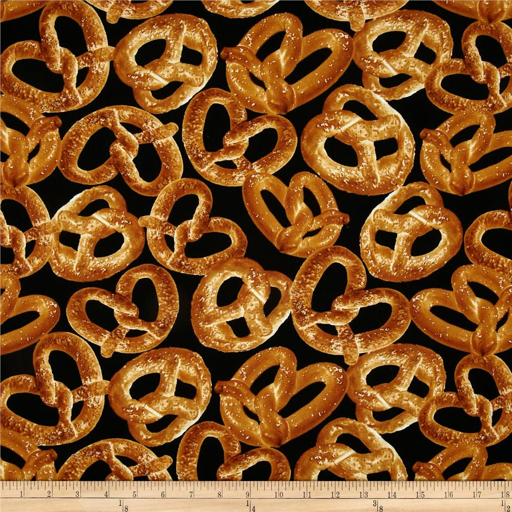 New York State Of Mind Pretzel Black