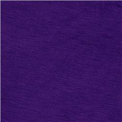 Rayon Spandex Jersey Knit Purple