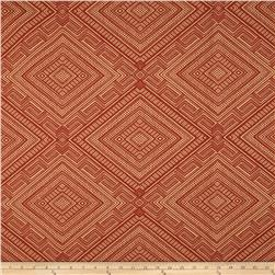 Waverly Cliff Dwelling Jacquard Adobe Fabric
