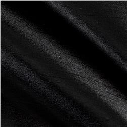 "120""Faux Dupioni Black"