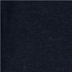 Designer Stretch Tissue Hatchi Knit Navy