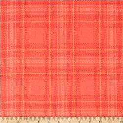 Dear Stella Flannel Winter Cabin Dash Plaid Grenadine