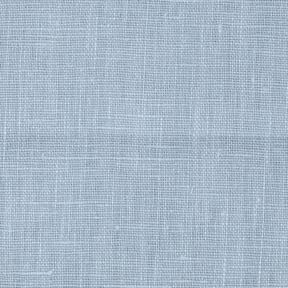 European 100% Washed Linen Ocean