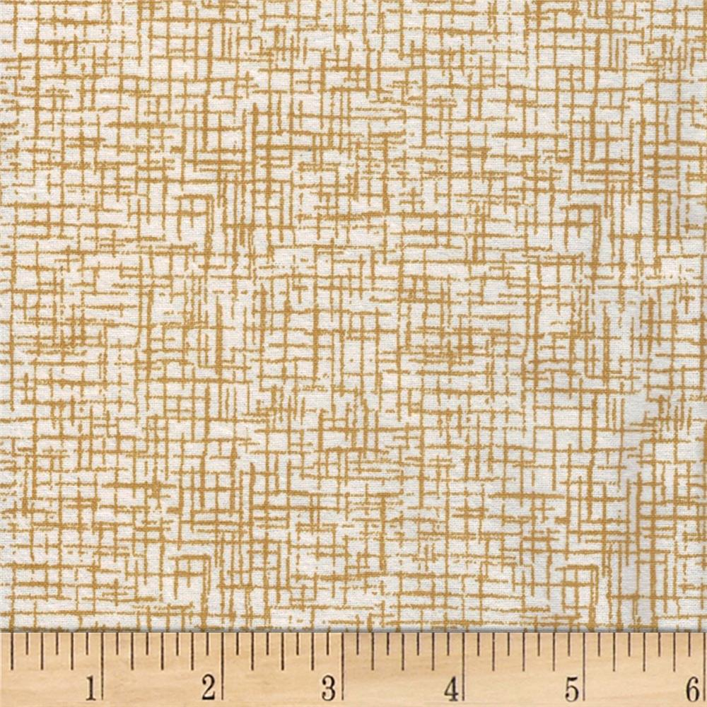 """110"""" Wide Quilt Back Betula Flannel Cream"""