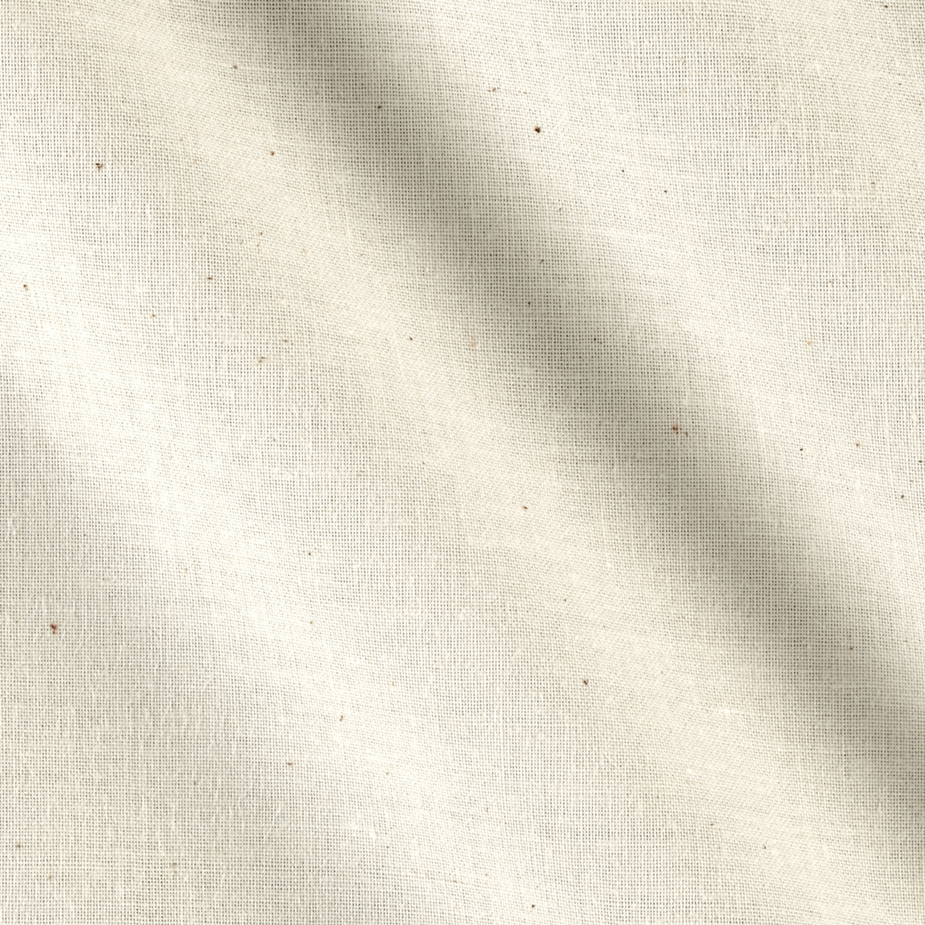 108'' Unbleached Muslin Natural Fabric