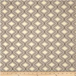 Riley Blake Home Décor Diamonds Grey Fabric