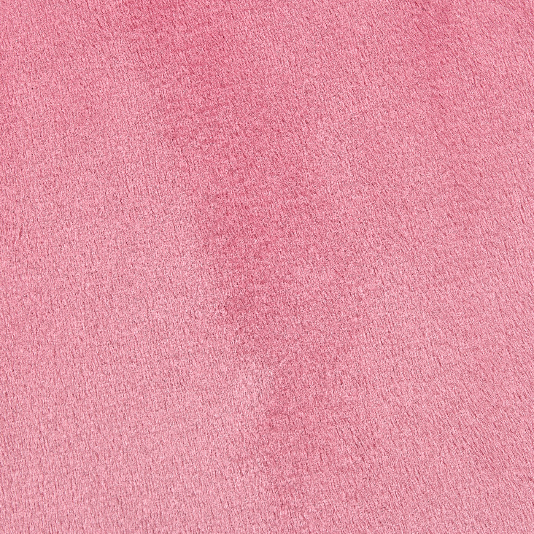 Shannon Minky Solid Cuddle 3 Paris Pink Fabric