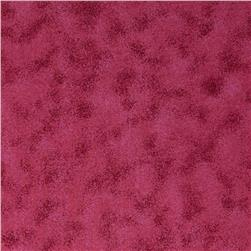 Quilter's Suede Burgundy