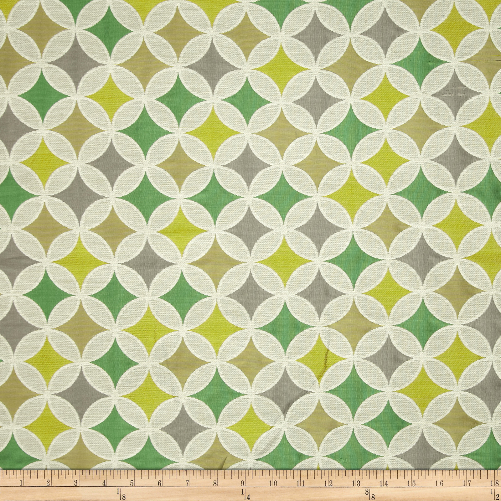 Richloom Amber Jacquard Lawn Fabric by TNT in USA