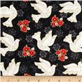 Winter Bliss Dove Black